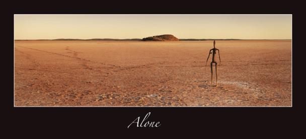 Alone  800p blog