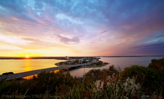 South Perth Sunrise Web