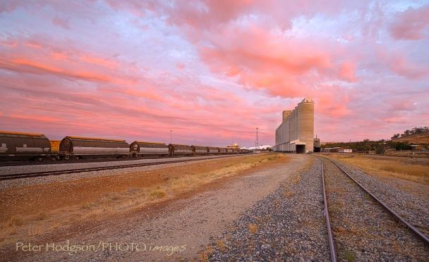 Northam Rail Yard web