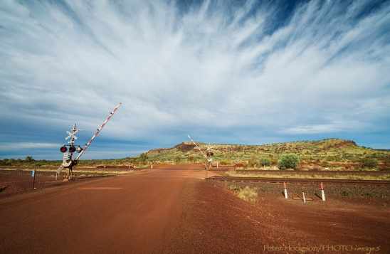 Pilbara Rail Crossing